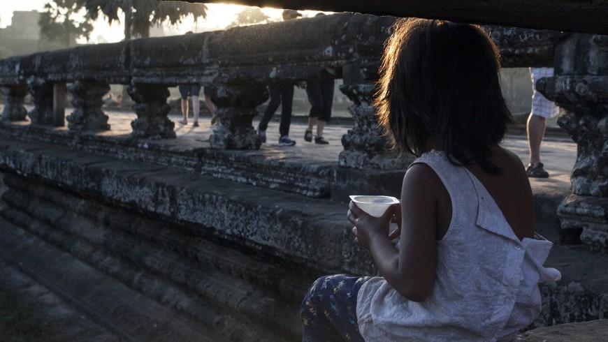 ¨Indiferencia¨ Ankor Wat