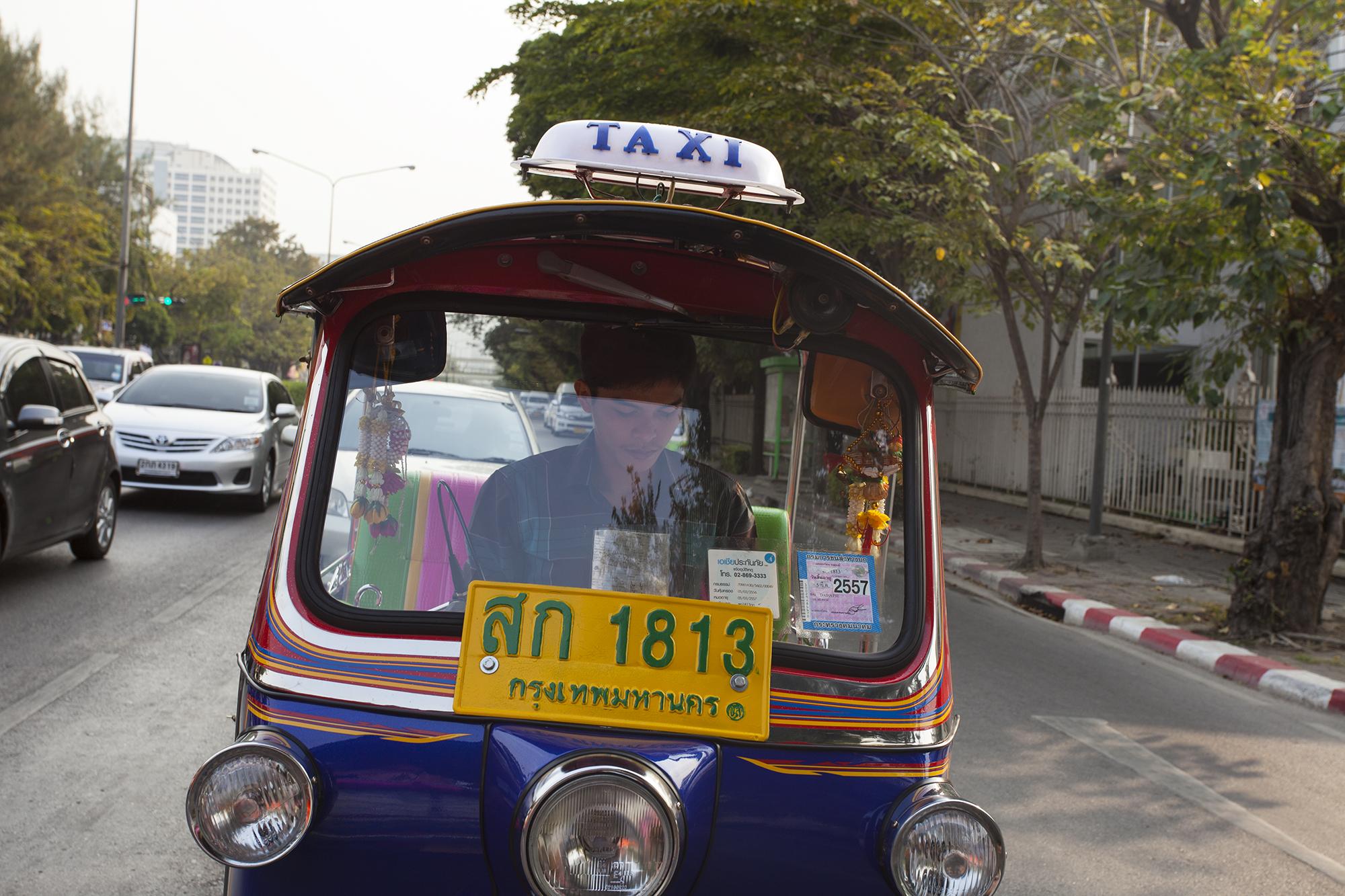 Tuk Tuk Taxi