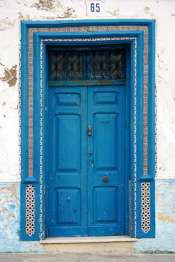 Puerta Azul vbMarruecos